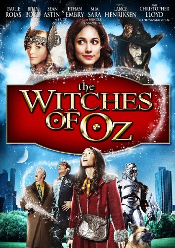 The Witches of Oz by Paulie Rojas
