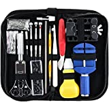 YZCX 147pcs Kit Ripara Orologi Riparazione Orologio Orologiaio Professionale Watch Repair Tool Set