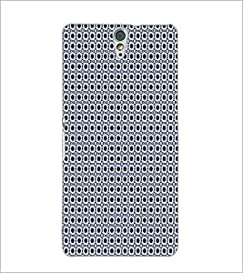 PrintDhaba Pattern D-5907 Back Case Cover for SONY XPERIA C5 ULTRA (Multi-Coloured)