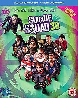 Suicide Squad [Edizione: Regno Unito] [Blu-ray] [Import italien] (B01JLTVHL6)   Amazon Products