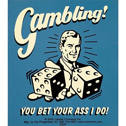 Glücksspiel Aufkleber (Glücksspiel-zubehör)