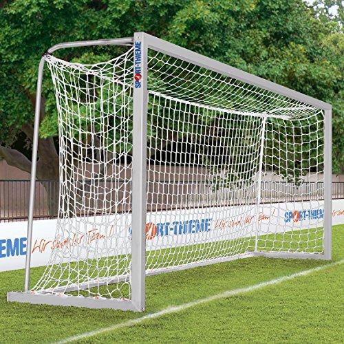 Sport-Thieme Jugendfußballtor 5x2 m, Quadratprofil, transportabel mit Bodenrahmen thumbnail