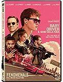 Baby Driver - Il Genio della Fuga (DVD)