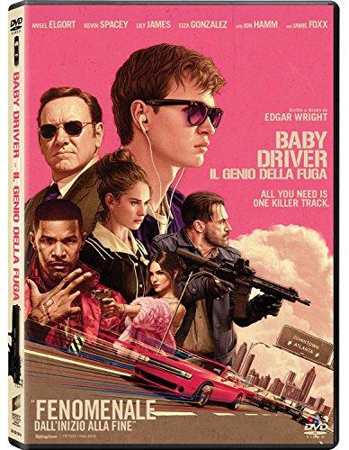 FILM - BABY DRIVER - IL GENIO DELLA FUGA (1 DVD)