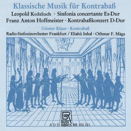 Klassische Musik für Kontrabaß