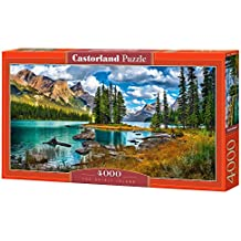 Castorland The spirit island 4000 pcs 4000pc(s) - Puzzles (Jigsaw puzzle, Landscape, Children & Adults, 9 year(s), Boy/Girl, 680 mm)