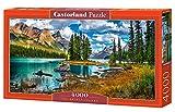 Castorland C-400188-2 - Puzzle Magische Landschaft 4000 Teile