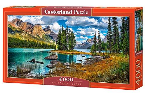 Castorland The spirit island 4000 pcs 4000pc(s) - Puzzles (Jigsaw puzzle, Landscape,...