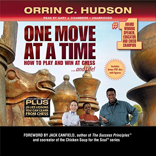 One Move at a Time  Audiolibri