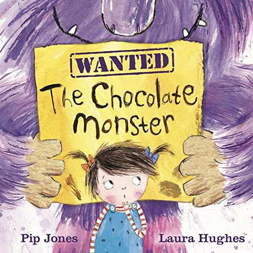 The Chocolate Monster (A Ruby Roo Story) por Pip Jones
