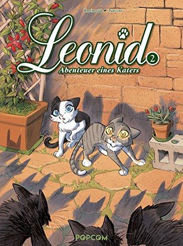 Leonid Abenteuer eines Katers - Die Horde Bd. 2