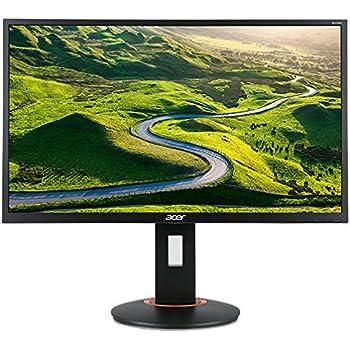 """Acer X XF270HU 27"""" Wide Quad HD IPS Mat Noir écran plat de PC - écrans plats de PC (68,6 cm (27""""), 350 cd/m², 2560 x 1440 pixels, 4 ms, LED, Wide Quad HD)"""