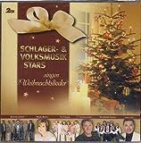 Schlager- & Volksmusik Stars singen Weihnachtslieder (2CD)