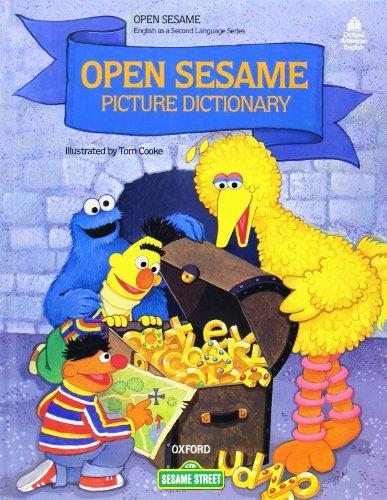 Open Sesame Picture Dictionary: Handbook por Varios Autores