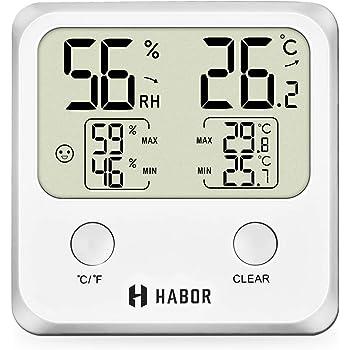 Thermo-Hygromerter, Habor Temperatur- und