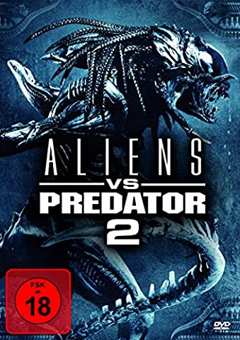 Aliens vs. Predator 2 (Kinoversion) (Predator Filme)