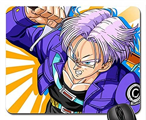Future Trunks Mouse Pad, Mousepad (10.2 x 8.3 x 0.12 inches)