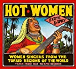 Hot Women . Women Singers from the To...