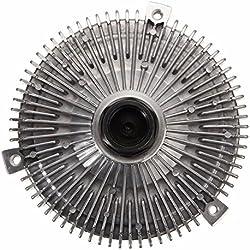 JenNiFer Silver Engine Radiator Cooling Fan Clutch For Bmw 3 5 M Z E36 E46 E53 E34 Series