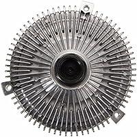 Alamor Embrague del Ventilador del Radiador De Plata del Motor para BMW 3 5 M Z E36