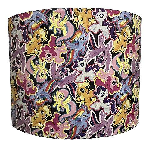ony Kinder Lampenschirm für eine tabelle Lampe, 30,5 cm (My Little Pony-tabelle)