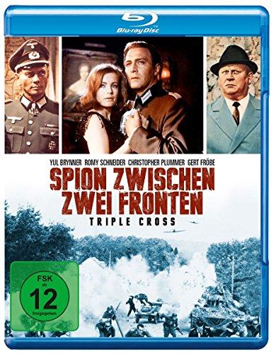 Bild von Spion zwischen zwei Fronten - Triple Cross [Blu-ray]