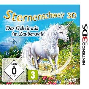 Sternenschweif 3D – Das Geheimnis im Zauberwald – [Nintendo 3DS]
