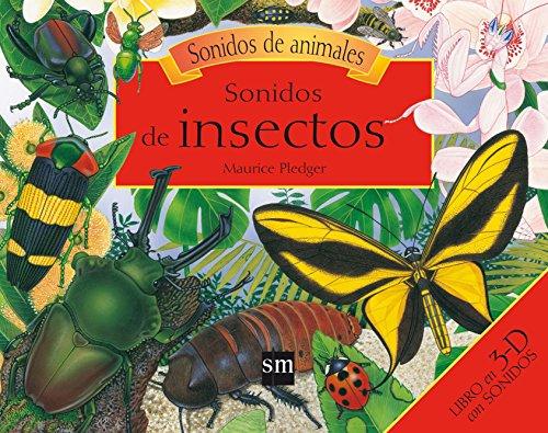 Sonidos de insectos por Maurice Pledger
