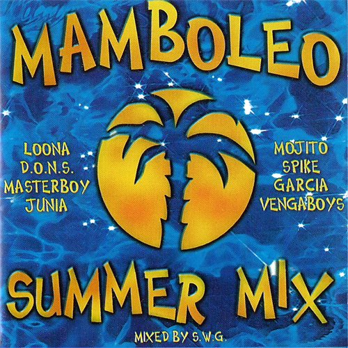 Toller Sommer Megamix - Nonstop. Mit Superhits aus den 90ern. Ideal zum Durchlaufenlassen auf Grillparty, am Strand beim Joggen etc. (CD Album, 40 Tracks) Quincy Jones - Al No Corrida / Corona - The Rhythm Of The Night / Vengaboys - Boom, Boom, Boom, Boom / Hermes House Band - I Will Survive / Loona - Bailando u.a. (Hermes House Band-das Album)