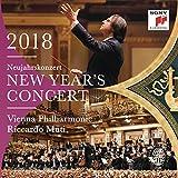 New Year'S Concert 2018 / Neujahrskonzert 2018 / Concert du Nouvel An 2018