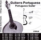 Carvalho LISBOA Jeu de cordes pour Guitare Naturel