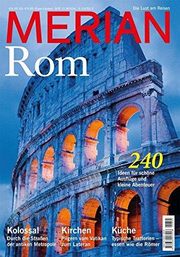 Preisvergleich Produktbild MERIAN Rom (MERIAN Hefte)