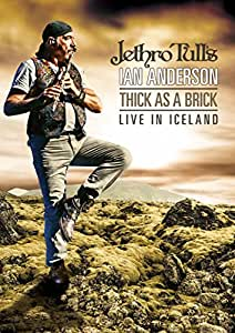 Thick As A Brick - Live In Iceland [DVD] [2014] [NTSC]