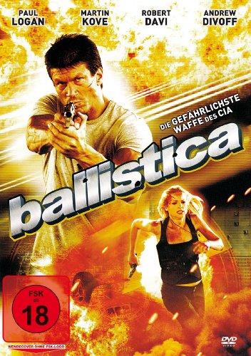 Bild von Ballistica - Die gefährlichste Waffe des C.I.A.