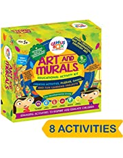 Genius Box - Play some Learning Toys for Children : Art and Murals Educational Toys / Learning Kits / Educational Kits / STEAM
