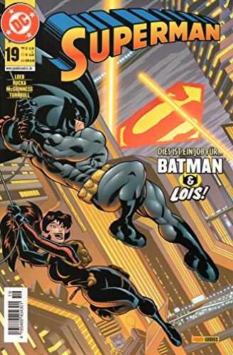 DC Comics SUPERMAN Comic - 1st run Panini: Auswahlmöglichkeit zwischen einzelnen Ausgaben (19 - Herr des Rings (Superman))