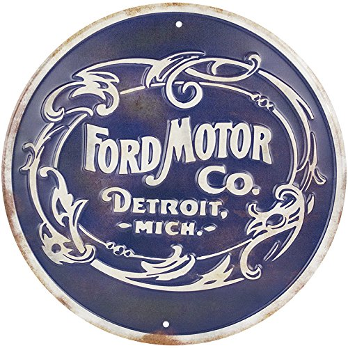 ford-motor-co-detroit-plaque-metal-plat-nouveau-30x30cm-vs240-1