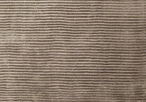 Moderner Designer Teppich Langstone braun 120x180 cm -