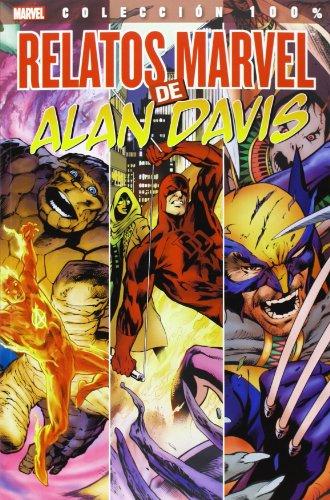 Relatos Marvel De Alan Davis (100% Marvel (panini))