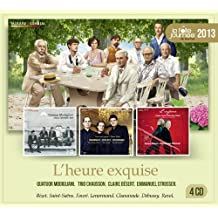 Folle Journée 2013 : Musique Française (coffret 4cd)
