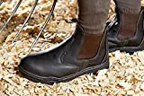 61guJtPkYqL. SL160  BEST BUY UK #1Mountain Horse Protective Jodhpur Leather Moisture Absorber Durable Riding Boots price Reviews uk