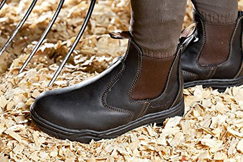 61guJtPkYqL BEST BUY UK #1Mountain Horse Protective Jodhpur Leather Moisture Absorber Durable Riding Boots price Reviews uk