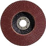 BOSCH 2608603659 - Disco de láminas X431 Standard Metal: 125mm cón.G120