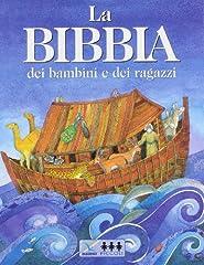 Idea Regalo - La Bibbia dei bambini e dei ragazzi