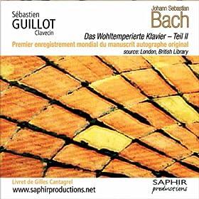 Fuga 23 BWV 892
