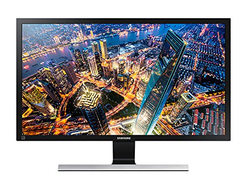 Samsung 23.5 inch (59.8 cm) LED Monitor - Ultra HD, AH-Ips Panel...