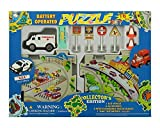 Puzzle Car Set - Battery Operated Amblan...