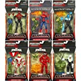 Marvel Legends Green Goblin BAF Complete Set by The Amazing Spider-Man 2 Marvel Legends Infinite Series - Green Goblin Build A Figure Wave