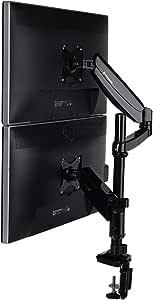 Fleximounts Vertikal Monitorhalter Tischhalterung Standfuß Für 10 27 25 68cm