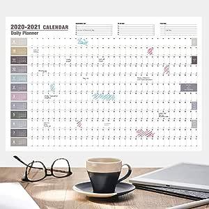 Calendrier 2020 2021 et Agenda,Calendrier l avent,Planificateur